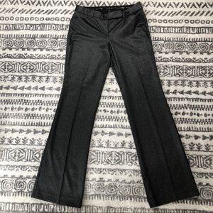 Express Editor Trouser 8 Long Metallic Sheen